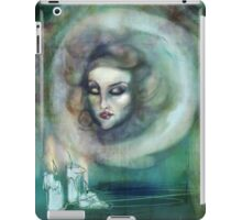 Let There Be Music - Madame Leota Haunted Mansion Art iPad Case/Skin