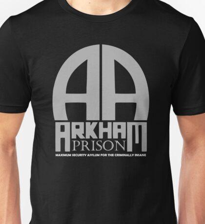 Arkham Prison Unisex T-Shirt