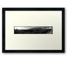 tucson, az Framed Print