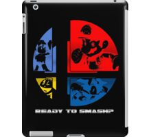 Ready to Smash? iPad Case/Skin