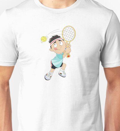 Olympic Sports: tennis Unisex T-Shirt