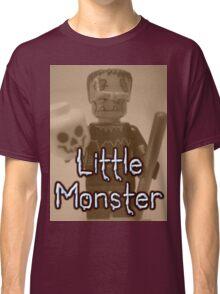 Little Monster Frankensteins Monster Custom Minifig Classic T-Shirt