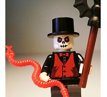 Voodoo Priest / Witch Doctor Zombie Custom Minifig by Chillee