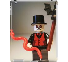 Voodoo Priest / Witch Doctor Zombie Custom Minifig iPad Case/Skin