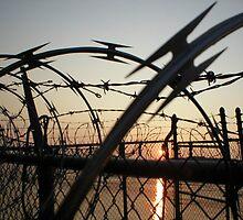 Prison Sunset by chrler