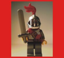 'Lion Knight Quarters' Minifig One Piece - Short Sleeve