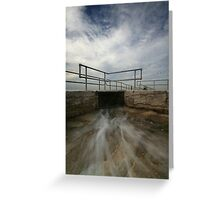 Merewether Baths 5 Greeting Card