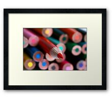 Being different Framed Print
