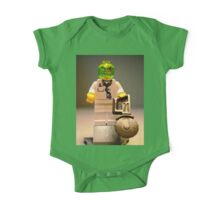 Doctor Toxic Custom Minifigure  One Piece - Short Sleeve