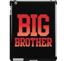BIG BROTHER in red iPad Case/Skin