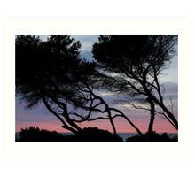 Point Grey, Lorne Art Print