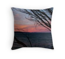 Louttit Bay, Great Ocean Road Throw Pillow
