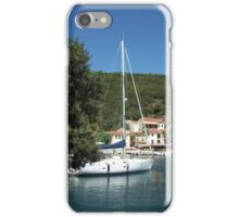 Kioni Kefalonia Greece iPhone Case/Skin