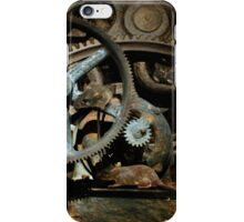 Behind the Wall iPhone Case/Skin