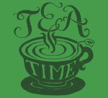 Tea Time by jangosnow