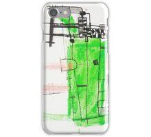 Terras Tower iPhone Case/Skin