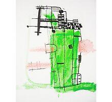 Terras Tower Photographic Print