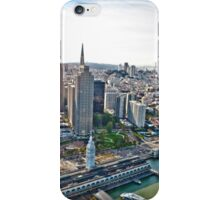 High SF Ferry Building  iPhone Case/Skin