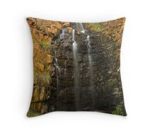 First Falls - Morialta Conservation Park - South Australia Throw Pillow