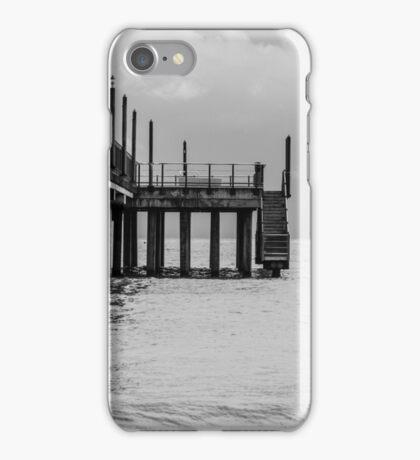 Silent Sea iPhone Case/Skin