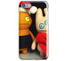 Wage & Tray Xmas iPhone Case/Skin