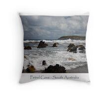 Petrel Cove - South Australia Throw Pillow