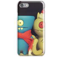 Wedgehead & Target Xmas iPhone Case/Skin