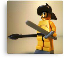 """Spartcacus The Gladiator """"No I'm Spartacus !!!"""" Canvas Print"""