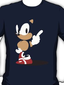 Minimal Hedgehog T-Shirt