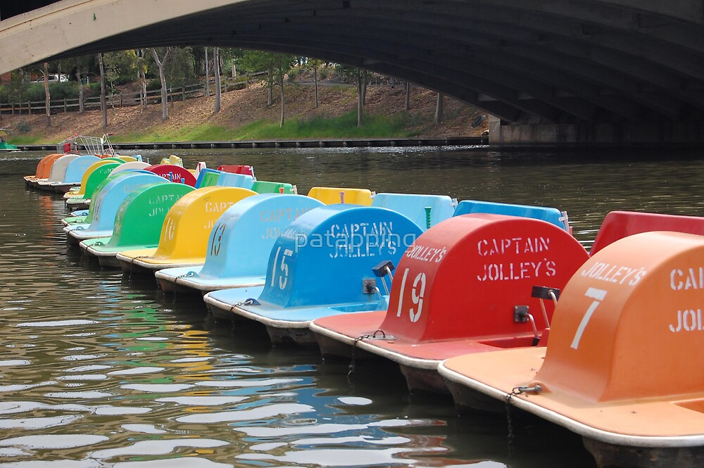 Captain Jolly's Boats by patapping
