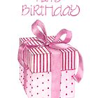Pink Gift Birthday by Mariana Musa