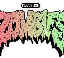 FLATBUSH ZOMBIES ARC DARCO ELIOT by herlin
