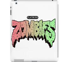 FLATBUSH ZOMBIES ARC DARCO ELIOT iPad Case/Skin
