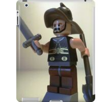 Gladiator 'Titus the Gladiator' Custom Minifigure iPad Case/Skin