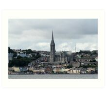 cobh cork Ireland Art Print