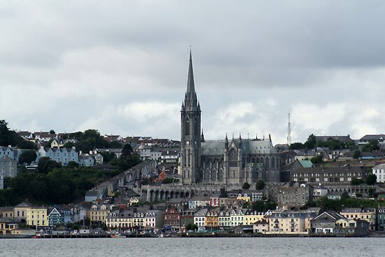 cobh cork Ireland by Edward  manley