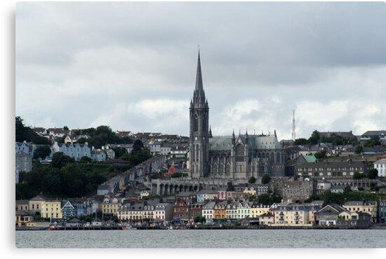cobh cork Ireland by Edward  manley
