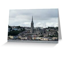 cobh cork Ireland Greeting Card