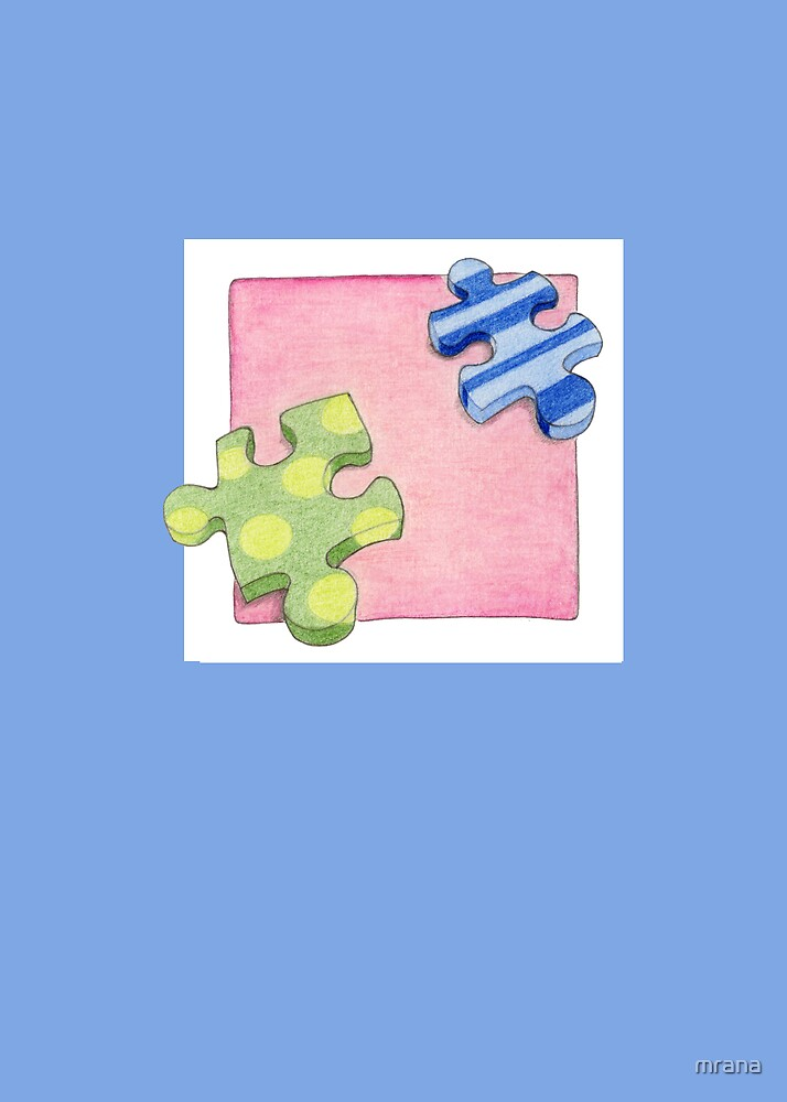 Jigsaw by Mariana Musa