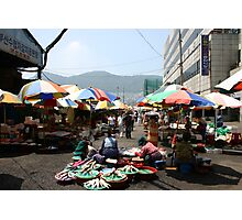Fish Market Photographic Print