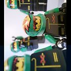 Motorcycle Stunt Team Minifigures by Chillee