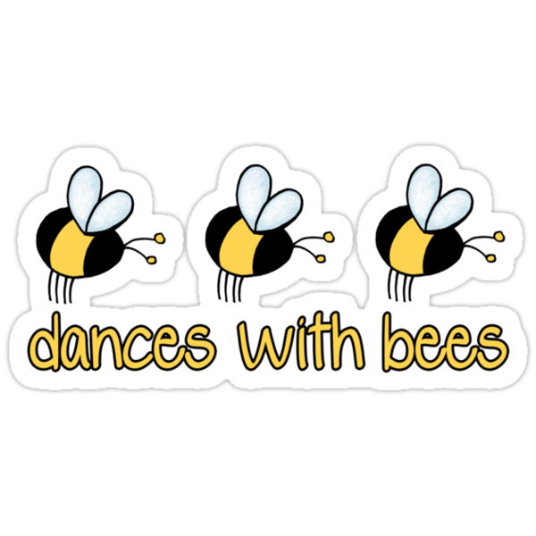 Dances with bees by Corrie Kuipers