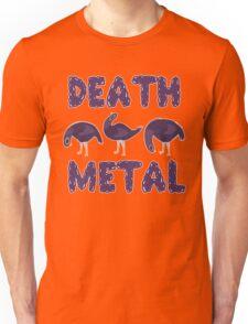 Death Metal Trash Doves Unisex T-Shirt