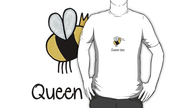 Queen bee by Corrie Kuipers