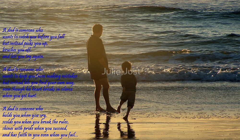 A Fathers Love by Julie Just