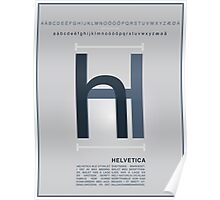 Helvetica The Typeface Poster