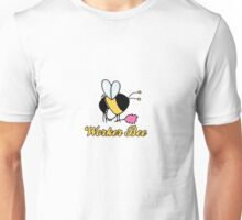 Worker Bee - cleaner/maid Unisex T-Shirt