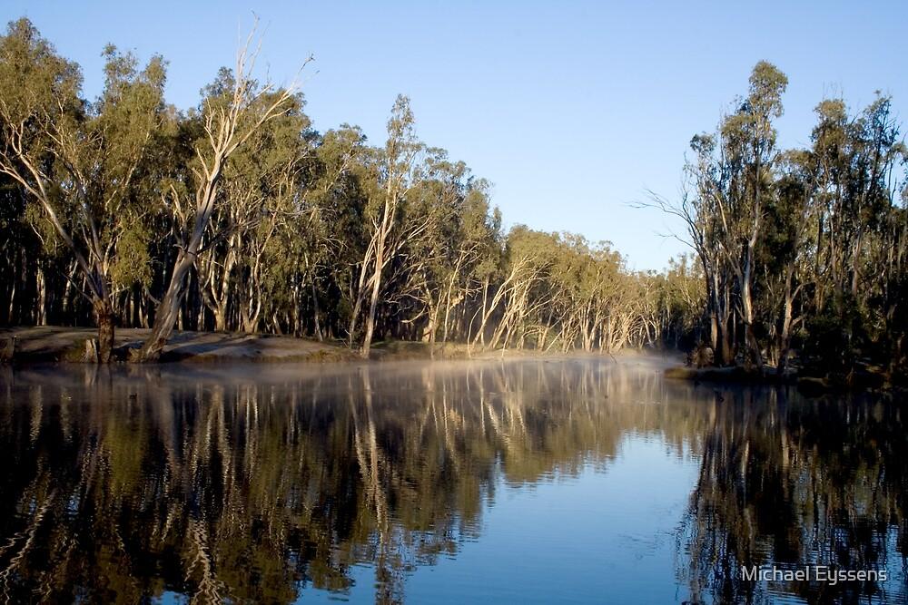 Murray River Dreaming by Michael Eyssens
