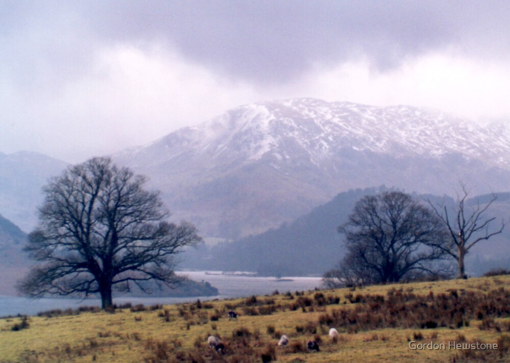Ullswater View by Gordon Hewstone