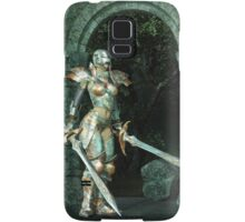 Angeluz - Knight in Shining Armour Samsung Galaxy Case/Skin